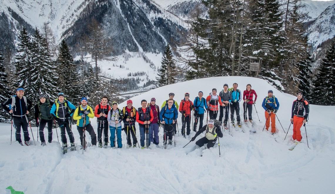 AV Werfen Skitourentag – das unscheinbare Benzegg (2076m)