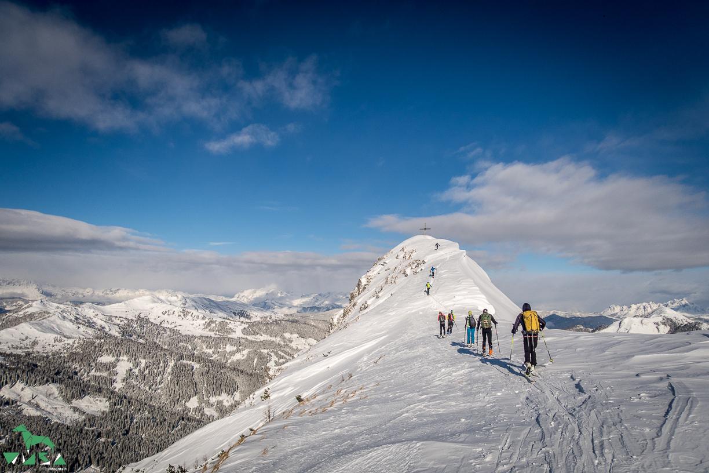 Gipfel Benzegg