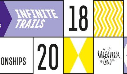 Logo adidas Infinite Trails