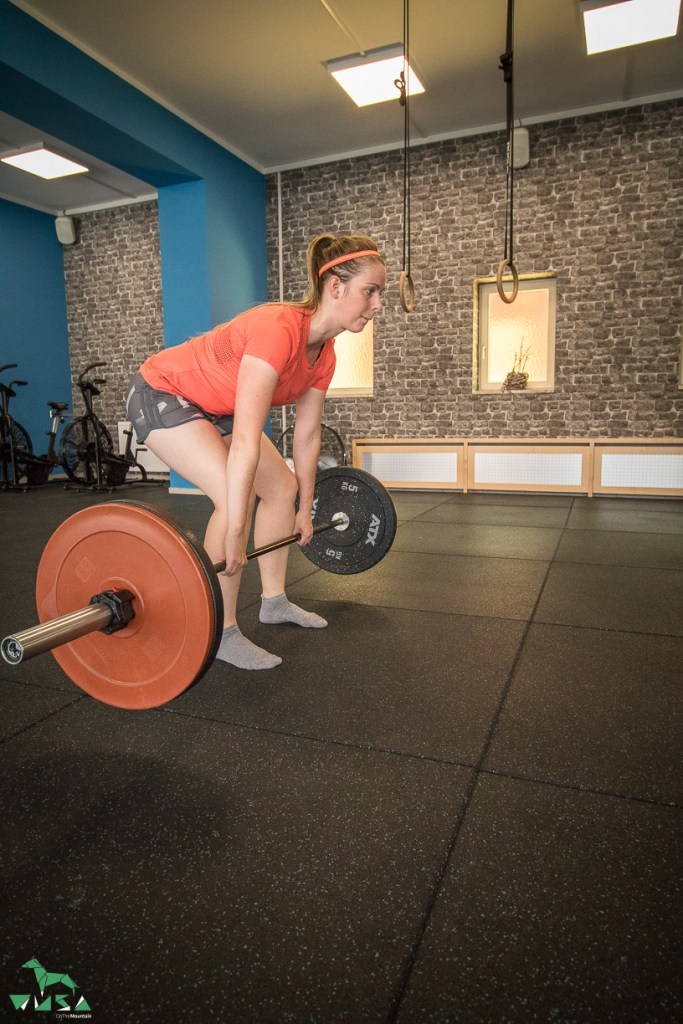 Dead Lifts beim Functional Fitness