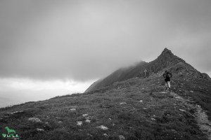 Graukogel im Nebel