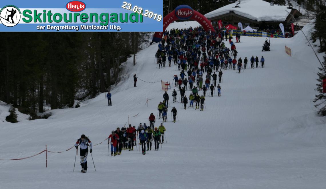 Skitourengaudi 2019: Bald ist es wieder soweit