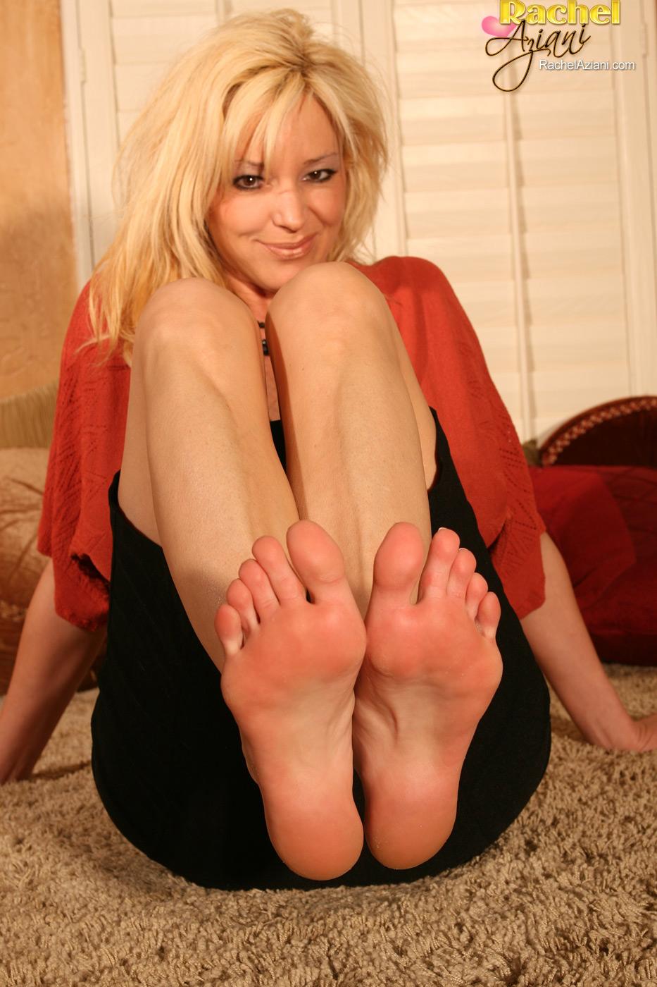 Wus Feet Links  Rachel Azianis Sexy Feet
