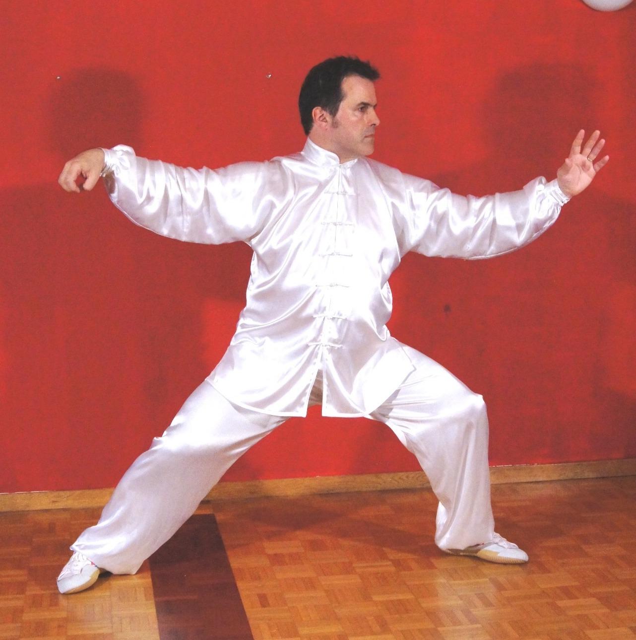 Dan Bian Bewegung aus dem Chen Stil Taichi
