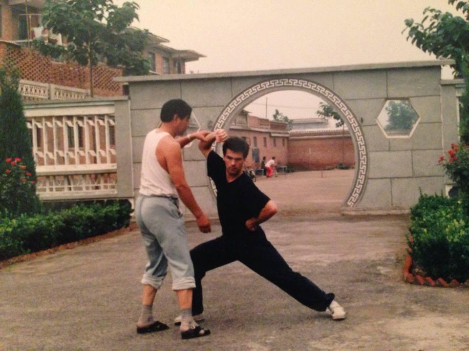 Urs Krebs Taichi Taiji Training Wang Xian