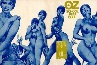 Oz magazine's School Kids' issue