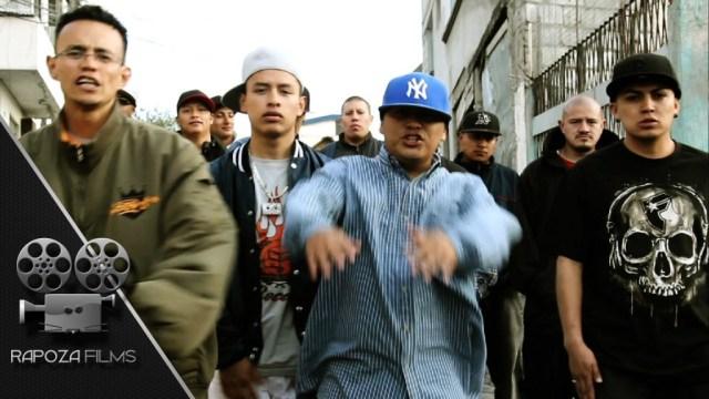 Barrio 593 - hip hop Ecuador