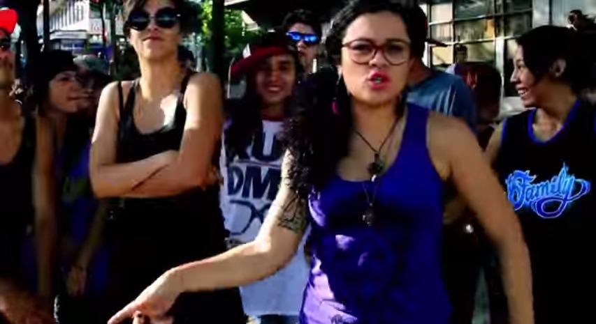 Latino America: Somos Mujeres Somos Hip-Hop Latinoamerica – Latinoamerica Unida (Official Video)