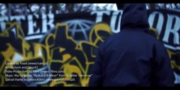 Wu-Tang Clan x Forin & Ogryz42