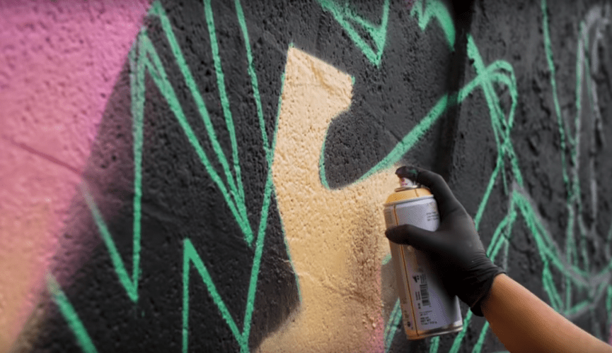 Speaking and Spraying with: TWIK