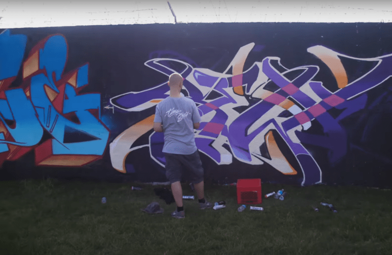 Graffiti Session: Style Discipline