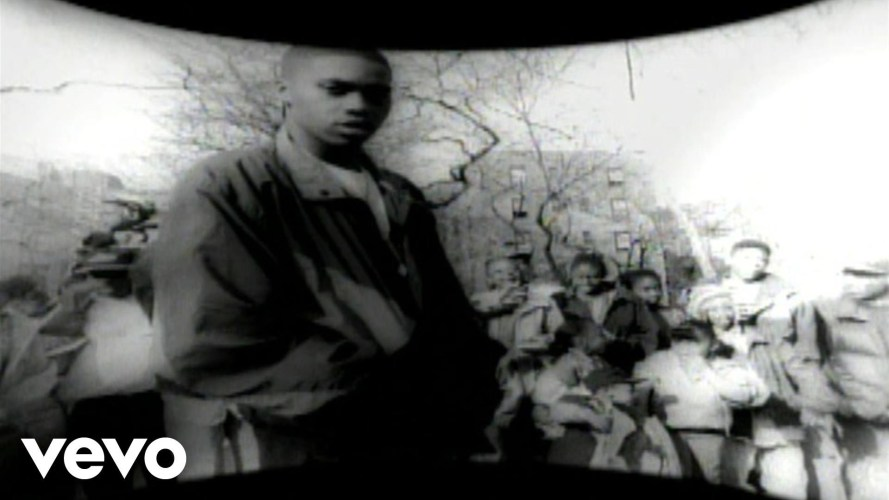 Nas – The World Is Yours