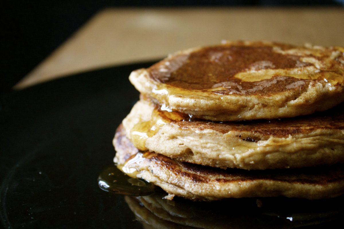 millet, flour, pancakes, maple, syrup, honey, molasses, gluten, free, dairy, free, breakfast