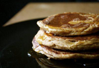 millet, flour, pancakes, maple, syrup, honey, molasses, gluten, free, dairy, free, breakfast
