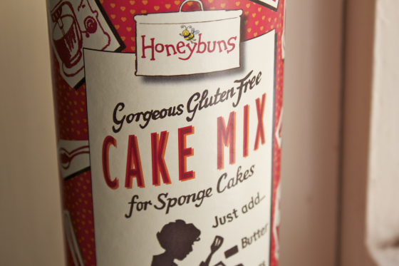 Honeybuns, Gluten Free, Cake Mix, Review