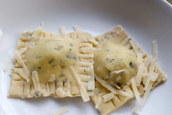 Gluten Free Chickpea and Sage Fresh Pasta Recipe