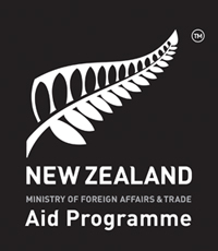 New Zealand Aid Program logo