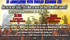 Wednesfield_Got_Soul_music_talent_contest
