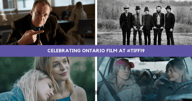 Ontario's Screen Industry Shines at #TIFF19