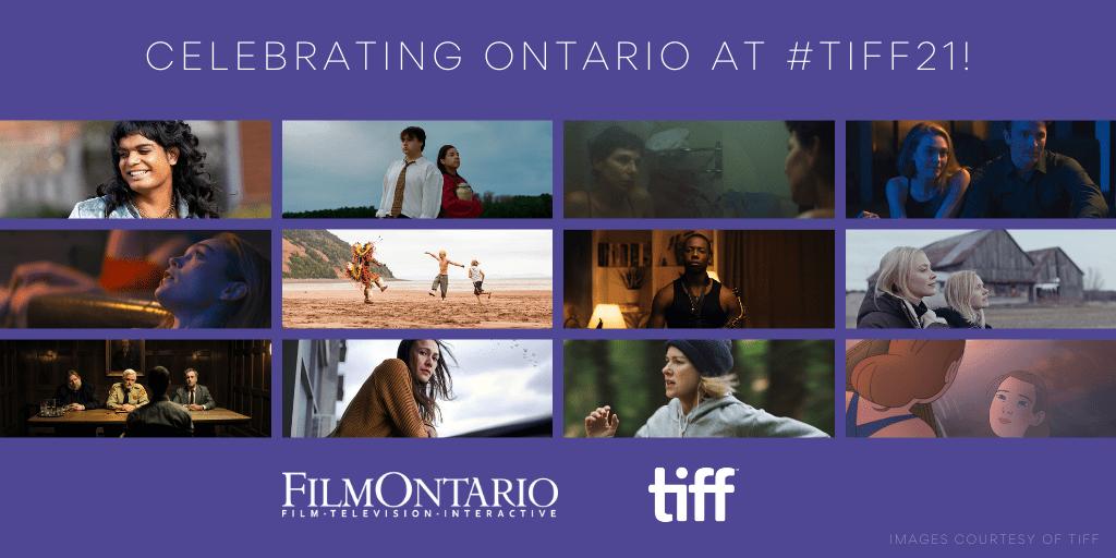 Celebrating Ontario at #TIFF21!