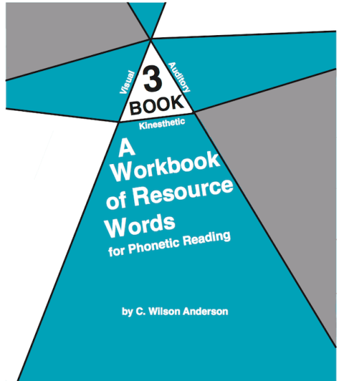 Workbook of Resource Words for Phonetic Reading – Book 3