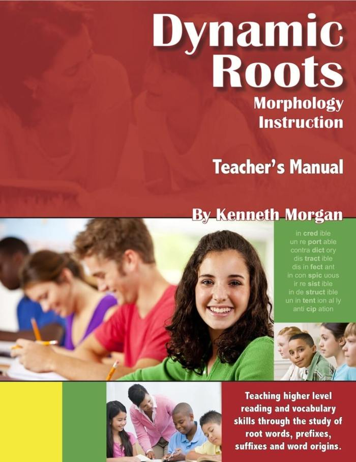 Dynamic Roots Teacher Manual