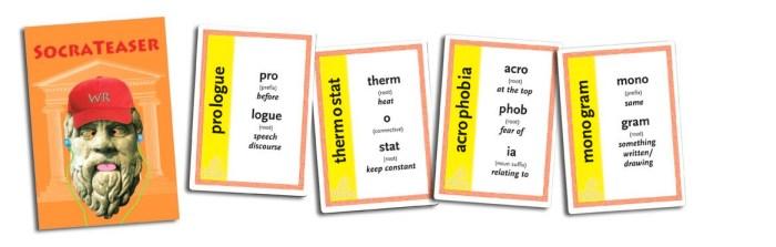 Cards - WR - SocraTeaser