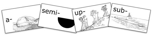 Essential Prefix Deck - Parts 1 & 2