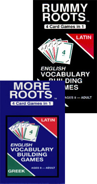 Cards - Rummy Roots & More Roots