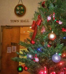 Warwick Town Hall Holiday
