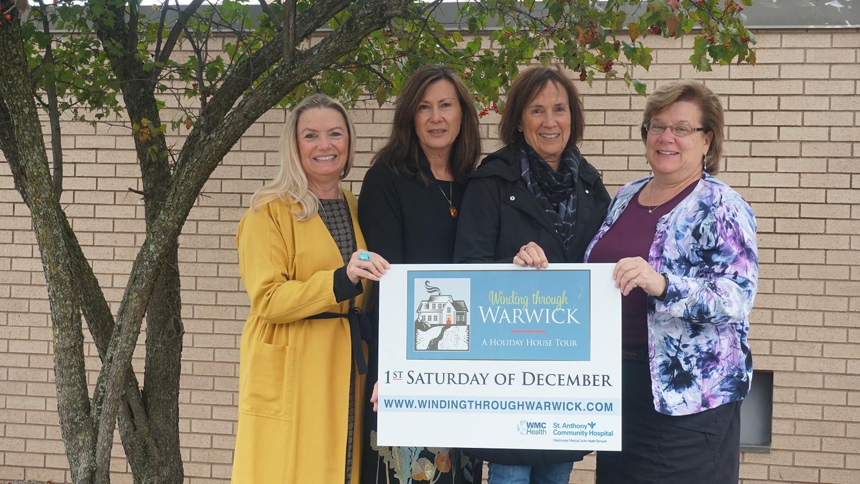 Winding Through Warwick