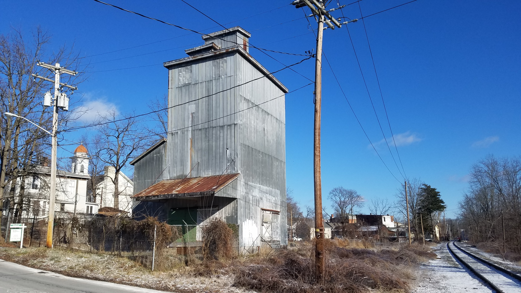 Old Feed and Grain