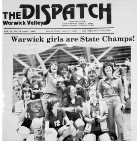 1982 Girls Basketball