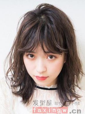 男生女生圓臉髮型設計_圓臉髮型圖片_2019髮型網