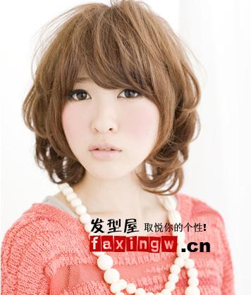 6款胖臉女生適合的髮型解決肉肉臉煩惱_髮型設計_2020髮型網