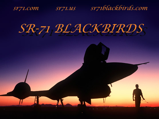 sr 71 blackbirds