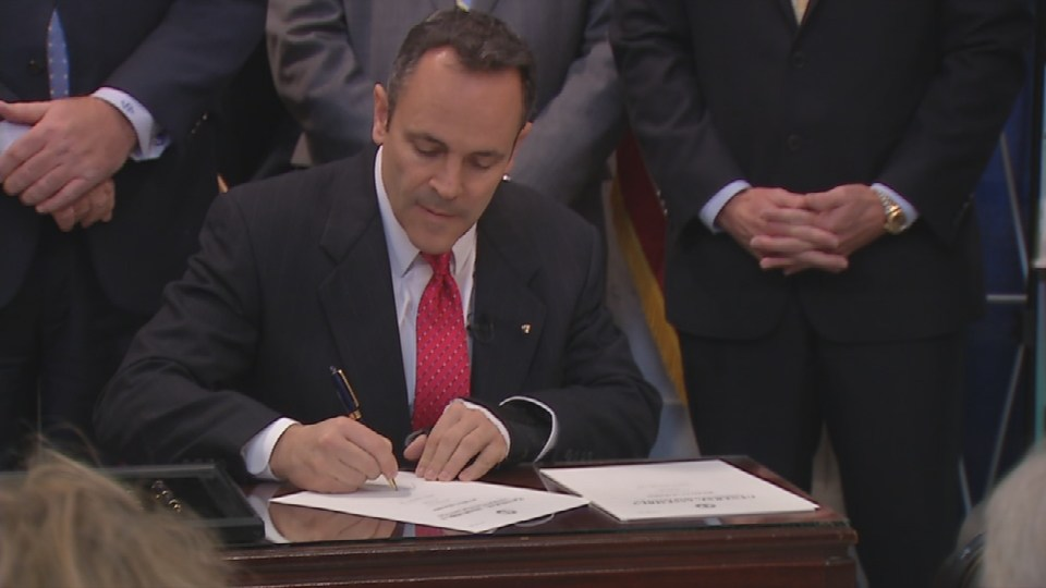Governor Signs Drivers' License Bill