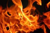 Fire Damages Lake Cumberland Marina