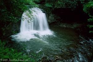 Seneca Creek Upper Falls