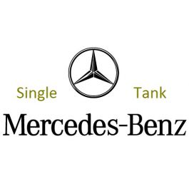 Mercedes Single Tank WVO Kit