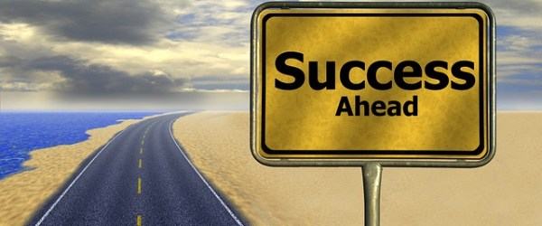 becoming successful