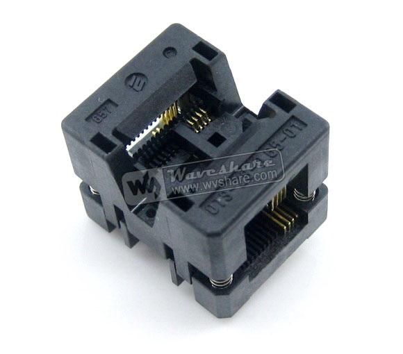 OTS82806501 Enplas IC Test  Burnin Socket for