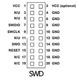STM32 Cortex-M4 F4 development board