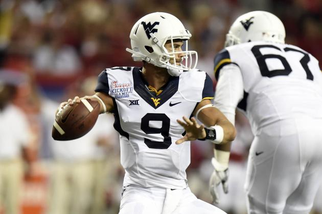 WVU's loss to Alabama still gives hope for season