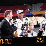 Looking back at the 2008 Fiesta Bowl