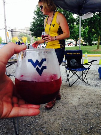 mountaineer margarita