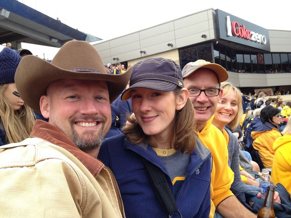 WVU vs. Oklahoma State game