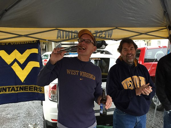 WVU vs. Iowa State game day