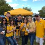 WVU fans come together at FedEx Field for Appalachian showdown against Virginia Tech