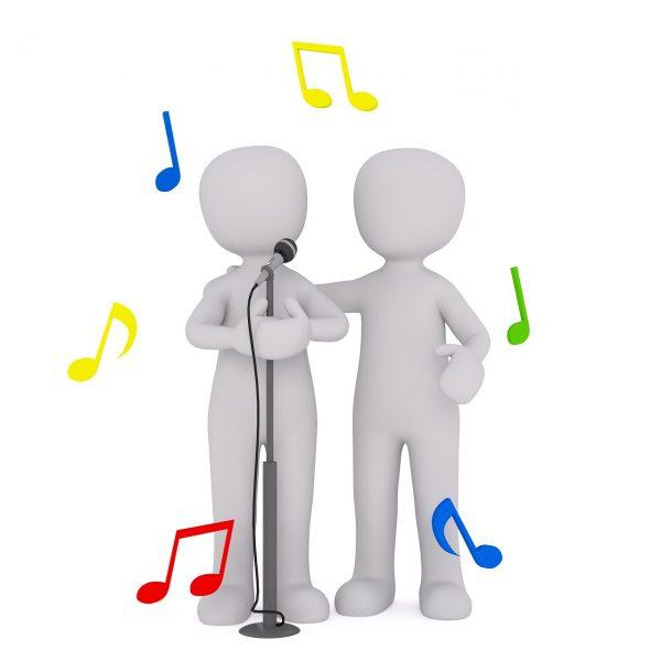 Euphonia zoekt zangers